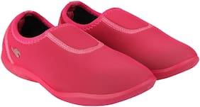 Rex Pink Girls Casual Shoes