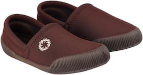 Rex Brown Girls Casual Shoes