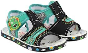 Rex Green Sandals For Infants