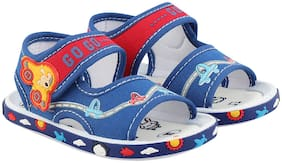 Rex Blue Sandals For Infants