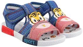 Rex Blue Sandals For Infants