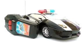 Roadstar Super Police Remote Control Car