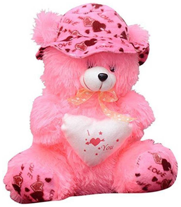 RTC MAGIC Multi Teddy Bear   30 cm