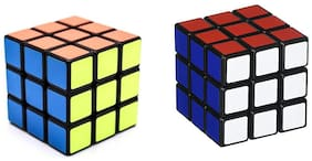 Rubic Color Cube - Pack of 2