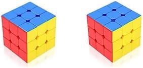 Rubik Cube For Kids Pack Of 2
