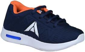 SIM STYLE Blue Boys & Unisex Kids Sport shoes