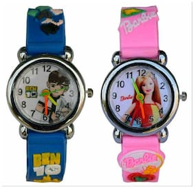 S K kids watch combo