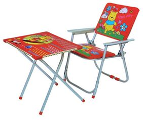 S.S.Ent Kids Study Desk And Chair