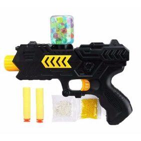 Webby 2-In-1 Soldier Gun With Jelly Shots And Soft Foam Bullets