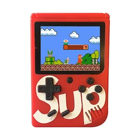 Sami Sup Classic 400-in-1 Digital Game Console Port Video Game Handheld Console With USB Rechargeable Console Best Toy Gift for Kids