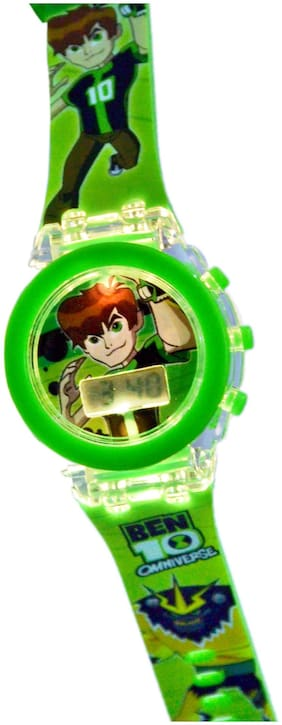 Sandbox Party Ben 10 Glowing LED Watch (Pack of 1)