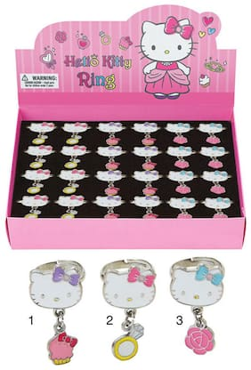 Sanrio Hello Kitty Royal Princess Adjustable Ring