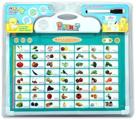 Sanyal Playmate Learning Tablet with White Board for Kids, Fun to Play and Learn Together
