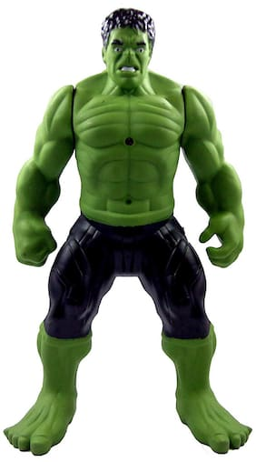 Satya trading Avengers Age Of Ultron Action Figure Hulk For Kids