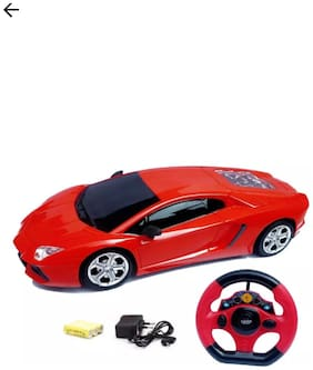 Savicent Remote Control Rechargeable Car With Steering