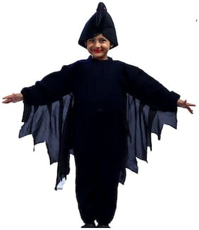 SBD Crow Fancy dress costume for kids