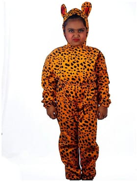 SBD Wild Cheetah Fancy dress costume for kids