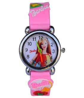 SecondsNHour multifunctional character barbie watch