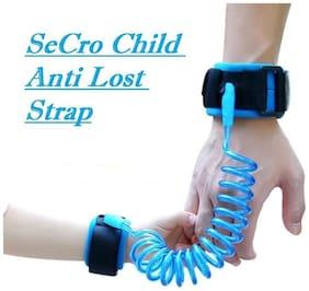 SeCro Child Safety Anti Lost Wrist Link Harness Strap Rope Leash Walking Hand Belt