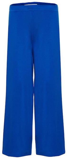 Sera Girl Viscose Trousers - Blue