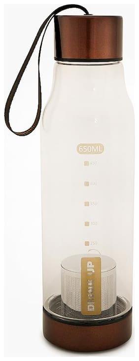 SG White & Brown Strainer Bottle
