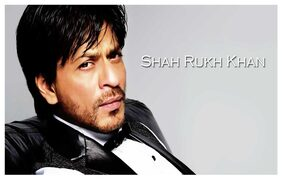 Shah Rukh Khan sticker - Shahrukh Khan stickers - Shah Rukh Khan - Shah Rukh Khan wall sticker