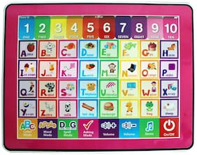 Shanaya Y Pad Touch Screen Musical Educational Tab for Kids