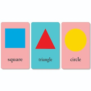 73accff55 Buy Shapes Educational Flash Cards Online at Low Prices in India ...