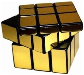 Shengshou Gold Mirror Cube (1 pcs)