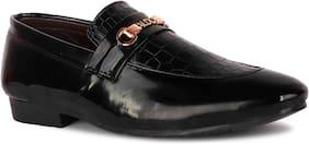 SHOEBOOK Black Formal shoes For Boys