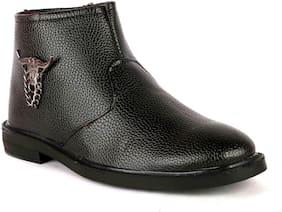 SHOEBOOK Black Boys Boots