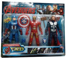 Shop And Shoppee Avengers Super Power Heroes