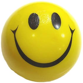 Shop & Shopee Smiley Face Squeeze Ball