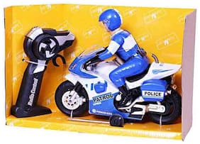 Shop & Shopee Police Motorcycle With Sound