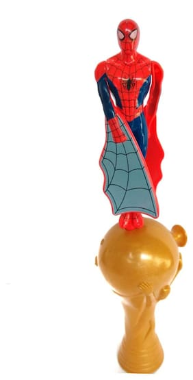 Shop & Shoppee Ultimate Flying Spiderman Super Shoot Series