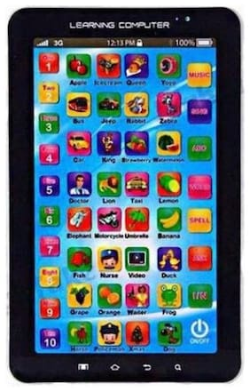 Shop & Shoppee P1000 - Educational Learning Tablet Computer for kid  (Assorted)