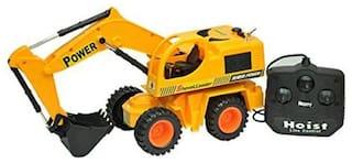 Shop & Shoppee JCB Remote control shovel Loader Truck Toy  (Assorted)