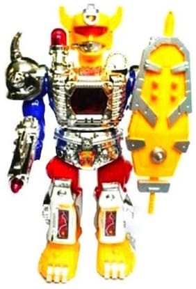 Shop & Shoppee True Hero Magnum Robot