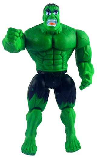 Buy Shop4everything Green Hulk Toy Online at Low Prices in India