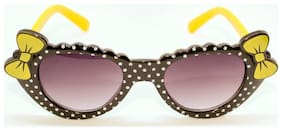 Shopiwik UV Protected Kids Cat eye Sunglasses many colors(for girls)