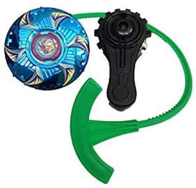 ShopMeFast Strong Battle Power King of Tops Beyblade 5D Spinning Top Toy for Kids (Multicolor)