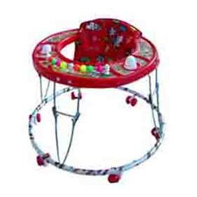 Shoppers Store Premium Red Baby Walker