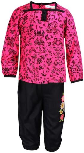 Shopper Tree Baby girl Top & bottom set - Pink