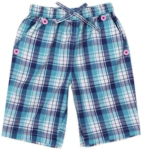 ShopperTree Boy Solid Shorts - Multi