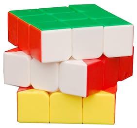 Shree Ji Magic Cube 3x3x3 Speed Rubik Stickerless