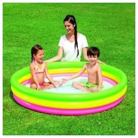 SHREEJI GIFT Bestway Bath tub - 5 feet ( Multicolor )