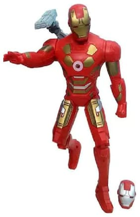 Shribossji Avengers 2 Iron Man Action Figure For Kids