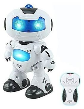 Shribossji Bingo Robot Toy With Remote Control For Kids / Children (Multicolor)