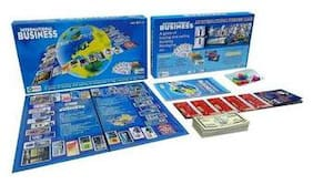 SHRIBOSSJI International Business Educational & Entertaining Board Game For Kids and Family .