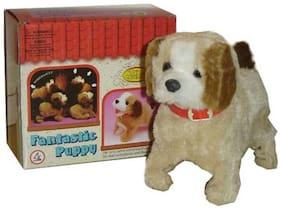 Shribossji Jumping Fantastic Puppy Entertaining play Toy For Kids (Multicolor)